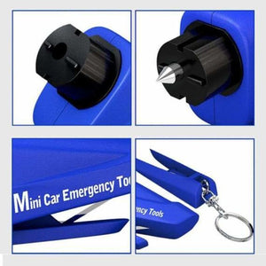 Portable Car Window Breaker - Car Emergency Rescue kit - portable-car-window-breaker