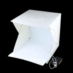Portable Folding Studio Box - Large - Photo Studio Accessories