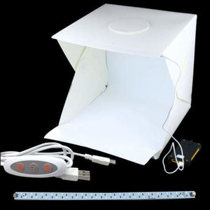 Portable Folding Studio Box - Photo Studio Accessories