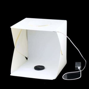 Portable Folding Studio Box - Medium - Photo Studio Accessories