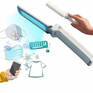 Portable handheld uv sterilization lamp - ultraviolet lamps - portable-handheld-uv-sterilization-lamp