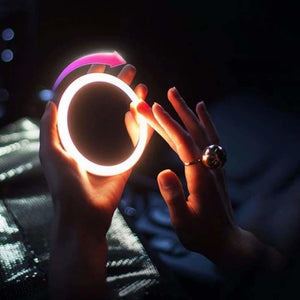 Portable LED Makeup Mirror - Makeup Mirrors -