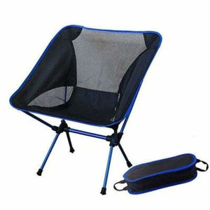 Portable Lightweight Fishing Chair - Beach Chairs - dark blue - portable-lightweight-fishing-chair