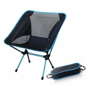 Portable Lightweight Fishing Chair - Beach Chairs - sky blue - portable-lightweight-fishing-chair