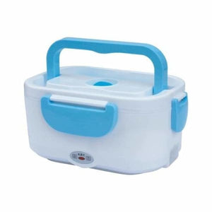 Portable Meal Box Heater - Blue / US Adapter - Rice Cookers