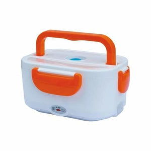 Portable Meal Box Heater - Orange / US Adapter - Rice Cookers