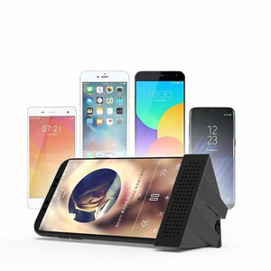 Portable Sound Amplifier Phone Holder - Mobile Phone Holders & Stands - portable-sound-amplifier-phone-holder
