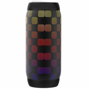 Portable Speaker With LED Lights & Bluetooth - Portable Speakers