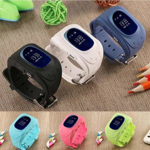 Q50 Kids Smartwatch with GPS Location Finding (SOS Button) - Home