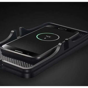 Qi Wireless Car Charger Pad - Wireless Chargers