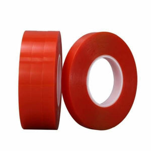 Red Double Sided Adhesive Tape - Tape