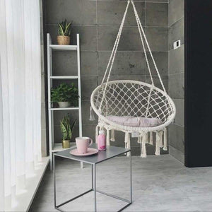 Round Hammock Swing Chair - Hammocks -