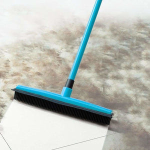 Rubber Squeegee Broom - Brooms & Dustpans - rubber-bsqueegee-room