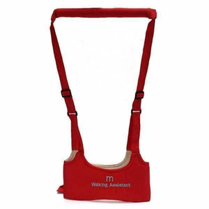 Safe Walk Assistant Belt for Baby - Red - Harnesses & Leashes
