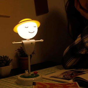 Scarecrow LED Touch Lamp Powerbank - Night Lights