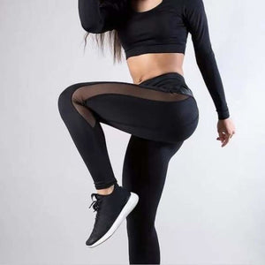 Sexy Yoga Pants Gym Leggings - Home - Black / S - sexy-yoga-pants-gym-leggings-1