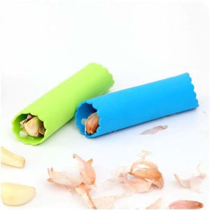 Silicone Garlic Peeler - Home