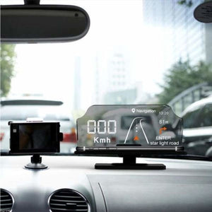Smartphone Head Up Display - Mobile Phone Holders & Stands