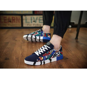 Sneakers Summer Trainers Leisure - Blue / 7