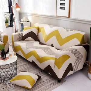 Sofa Slipcover - 12 / single seat sofa - Sofa Cover