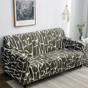 Sofa Slipcover - 22 / single seat sofa - Sofa Cover