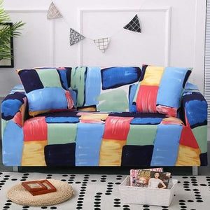 Sofa Slipcover - 6 / single seat sofa - Sofa Cover