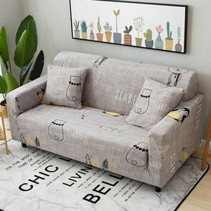 Sofa Slipcover - 7 / single seat sofa - Sofa Cover