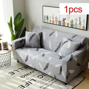 Sofa Slipcover - 9 / single seat sofa - Sofa Cover