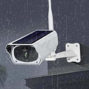 Solar Surveillance Security Camera - Surveillance Cameras - solar-surveillance-camera