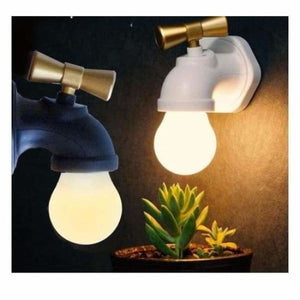 Sound Activated LED Tap Night Light - LED Night Lights