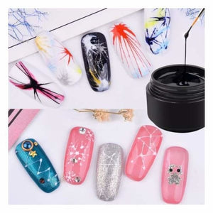 Spider Nail Art Gel - Nail Gel