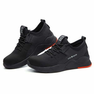 Sport Bulletproof Safety Protection Work Shoes - Fencing Shoes - indestructible-sneakers