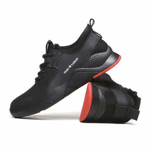 Sport Bulletproof Safety Protection Work Shoes - Fencing Shoes - UK5 | EU38 - indestructible-sneakers