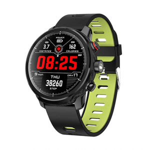 Sports Smart Watch 100 Day Standby - Green - Smartwatch