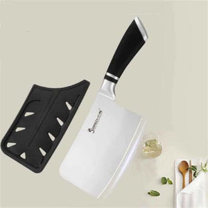 Stainless Steel Chef Knives - Kitchen Knives - A.chopping knife - stainless-steel-chef-knives