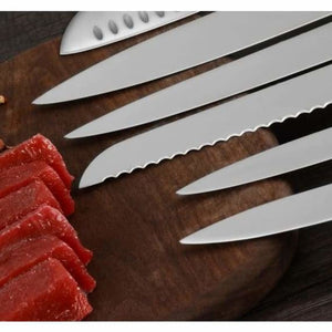 Stainless Steel Chef Knives - Kitchen Knives - stainless-steel-chef-knives