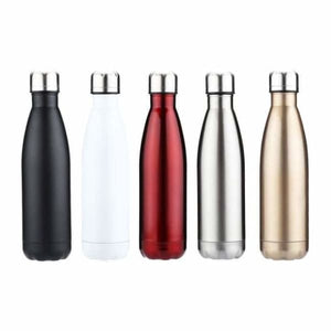 Stainless Steel Insulated Sports Bottle - Water Bottles