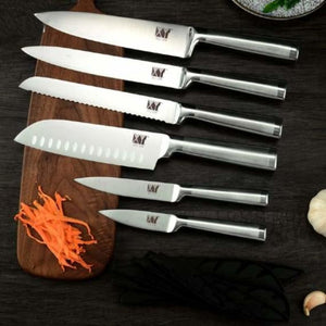 Stainless Steel Kitchen Knives Set - Knife Sets - stainless-steel-kitchen-knives-set