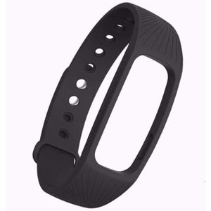 Straps for iWZ Fitness Tracker Smart Band iW-10 - Black