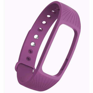 Straps for iWZ Fitness Tracker Smart Band iW-10 - Purple