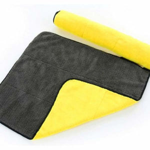 Super Absorbent Microfibre Towel - Sponges Cloths & Brushes