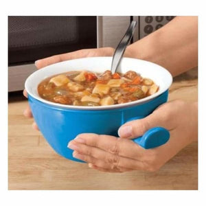 Super Cool Handy Microwave Bowl - Bowls