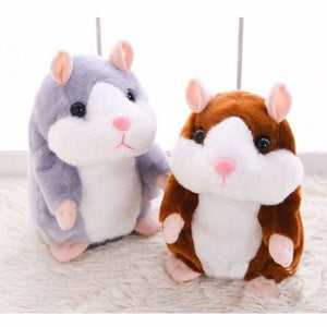 Talking Hamster!! - Stuffed & Plush Animals