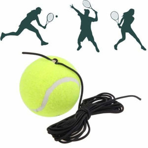 Tennis Trainer Replacement Tennis Ball with String. - Tennis Accessories
