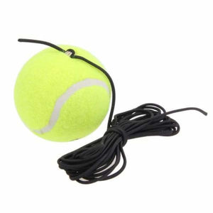 Tennis Trainer Replacement Tennis Ball with String. - Tennis Accessories - tennis-trainer-replacement-tennis-ball-with-string