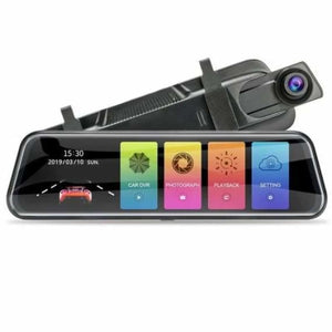 Touch screen 1080p car dvr stream media dash camera - dvr/dash camera - t29s 10m power box / 64g card -