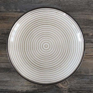 Traditional Japanese Style Plates - Dishes & Plates - 4 / 3 inch - traditional-japanese-style