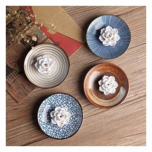 Traditional Japanese Style Plates - Dishes & Plates - traditional-japanese-style
