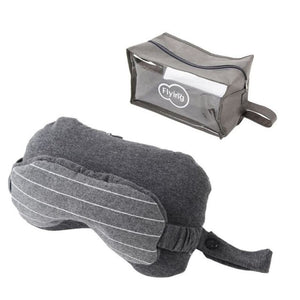 Travel Mask and Pillow - 3