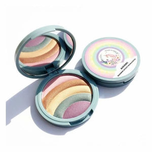 Unicorn Rainbow Makeup Highlighter + FREE Unicorn Bag - Bronzers & Highlighters